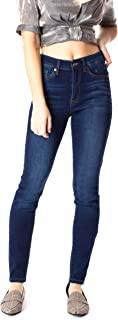 Kan Can Women`s Super High Rise Jeggings