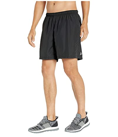 Craft Eaze Woven Shorts (Black) Men