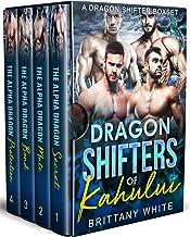 Dragon Shifters of Kahului: A Paranormal Romance Boxset