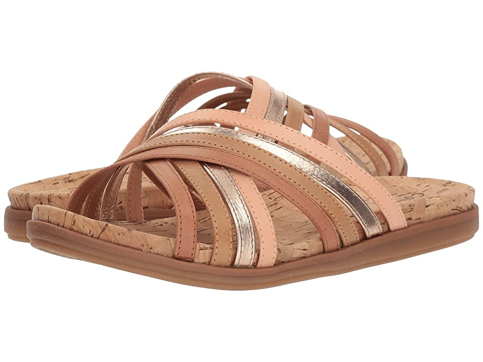 Comfortiva Cayce (Walnut Multi) Women