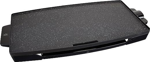 Jata GR603 Elektrische braadpan XXL oppervlak 60 x 35 cm antiaanbaklaag PFOA-vrij met sausopvangbak