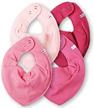 3 Pack Pippi Boys Drool Bibs Dunkelblau One Size Printed 0-2 Jahre 4538