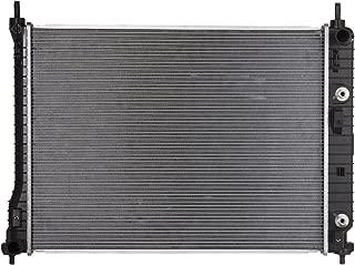 Affordable Radiators 13057 Fits Saturn VUE radiator 2008 2009 2010 2.4 L4 3.5 3.6 V6