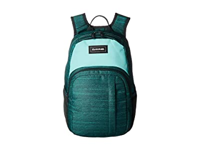 Dakine Campus Small 18L Backpack (Green Lake) Backpack Bags