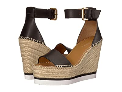 See by Chloe SB26152 (Black Natural Calf) Women