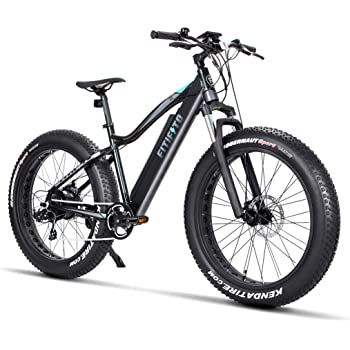 bicicleta eléctrica fitifito Helsinki FT26 pulgadas mountainbike ...