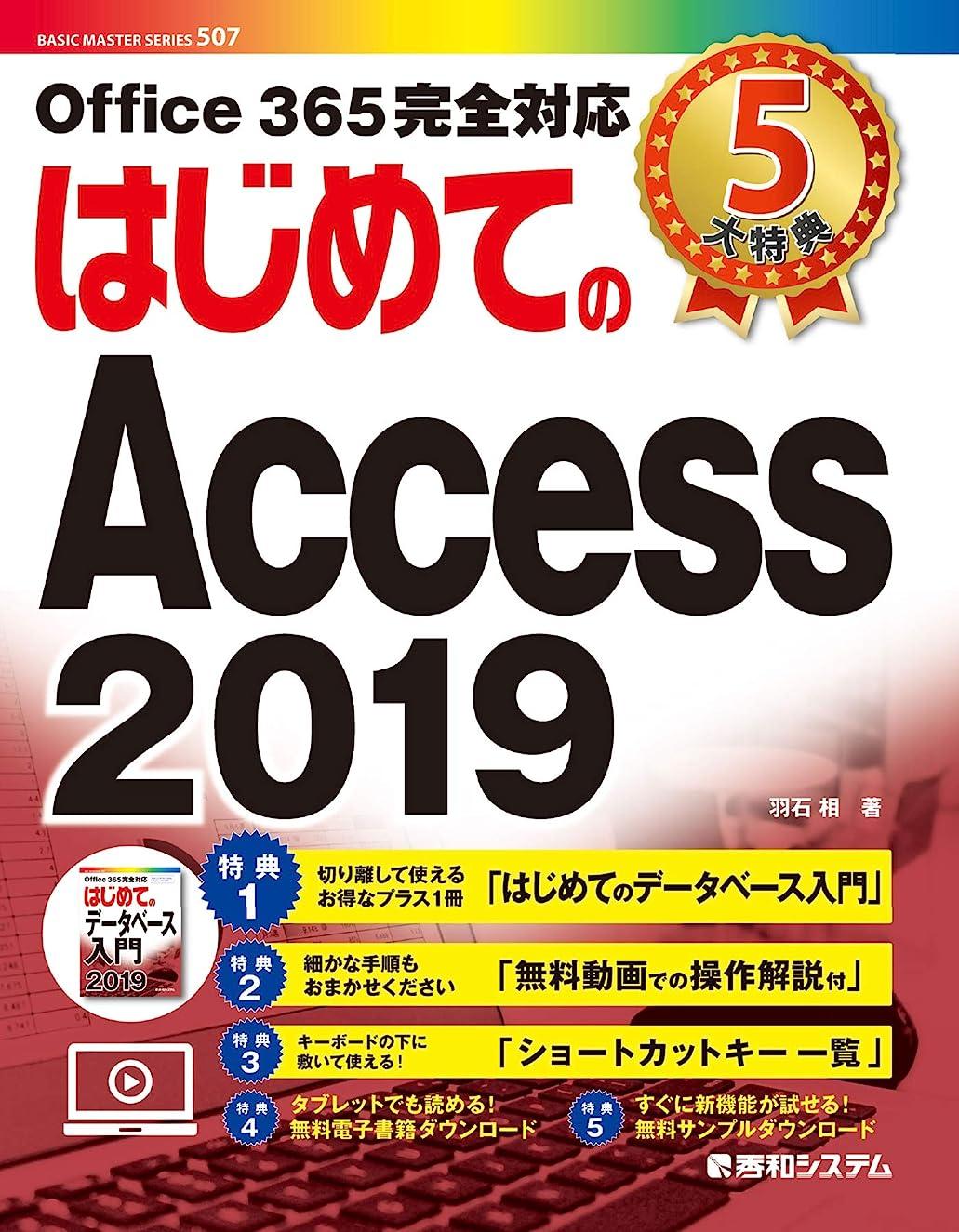 ぎこちない信頼性のあるビジョンはじめてのAccess 2019