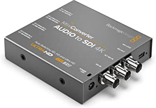 sdi analog audio embedder