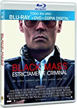 Black Mass (Blu-Ray//Dc) [Blu-ray]