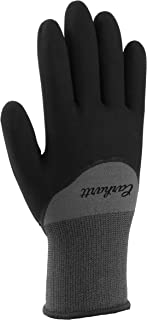 womens Thermal Full Coverage Nitrile Grip Glove