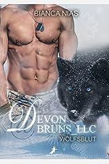 Devon@Bruns_LLC: Wolfsblut Kindle Ausgabe