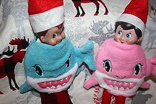 Baby Shark Elf Costume