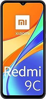 "Xiaomi Redmi 9C Smartphone 3GB 64GB 6.53"" HD+ Dot Drop display 5000mAh (typ) Desbloqueo facial con IA 13 MP AI Triple Cáma..."
