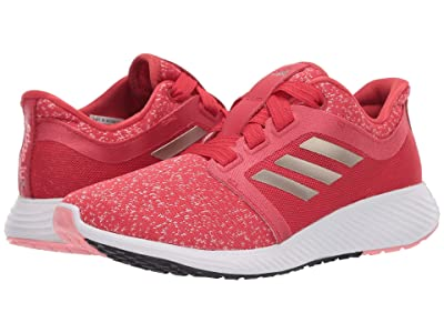 adidas Running Edge Lux 3 (Glory Red/Cyber Metallic/Glory Pink) Women