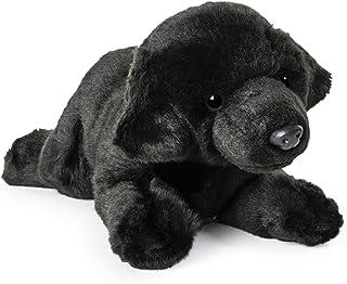 GUND Black Labrador Dog Stuffed Animal Medium 14 inch Plush Toy