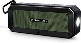 Energy Sistem Outdoor Box Adventure (Portable Bluetooth Speaker, hands-free, 10 W, microSD, FM radio, audio-in, water-resi...