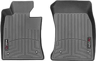 WeatherTech  441361  Custom Fit Front FloorLiner for Mini Cooper (Black)
