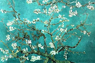 van gogh almond blossom wallpaper