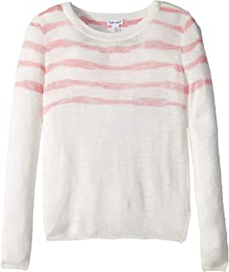 Stripe Sweater Knit (Big Kids)