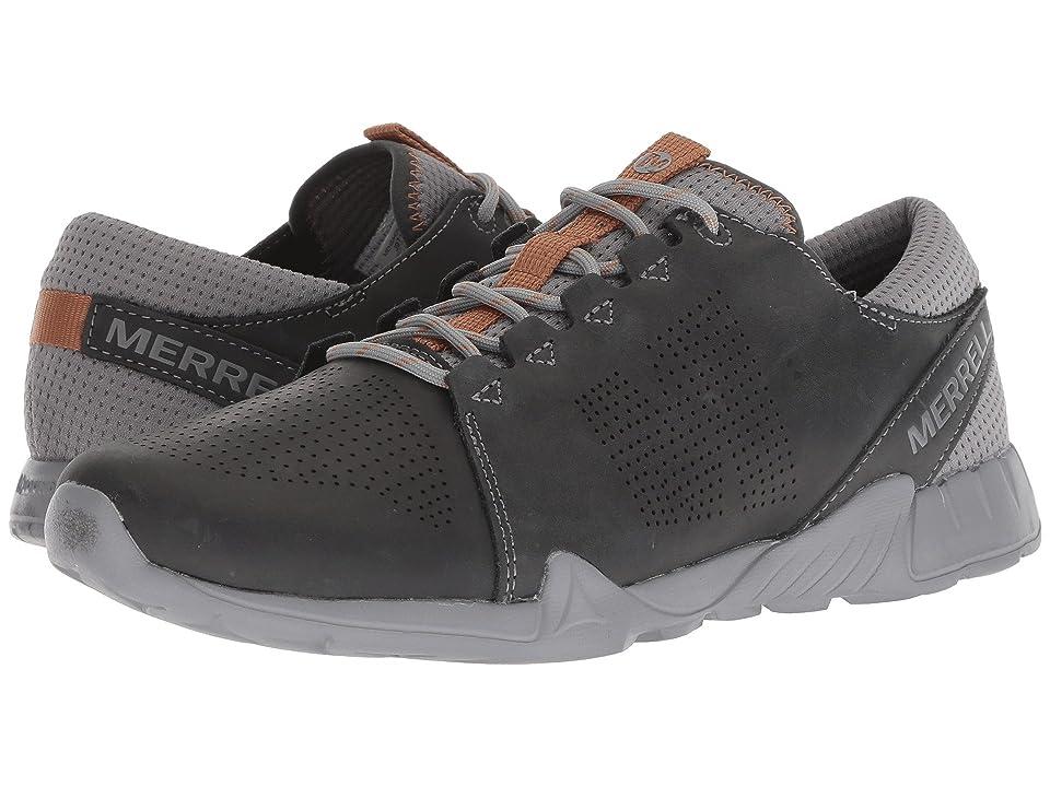 Merrell Versent Kavari Lace Leather (Granite) Men