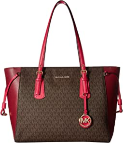 MICHAEL Michael Kors - Voyager Medium Top Zip Tote