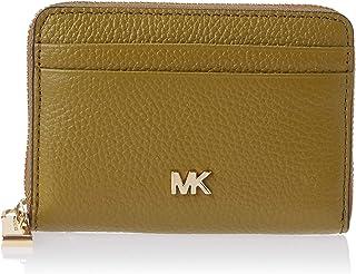 MICHAEL KORS Womens Zip Around Coin Card Case, Pistachio - 34F9GF6Z1L