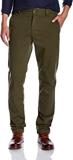 Men's Stretch Cotton Regular-Fit Chino Pant