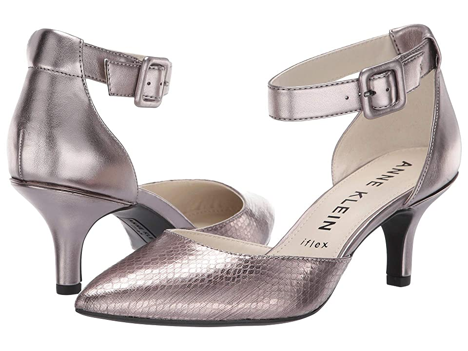 Anne Klein Fabulist Pump (Pewter) Women