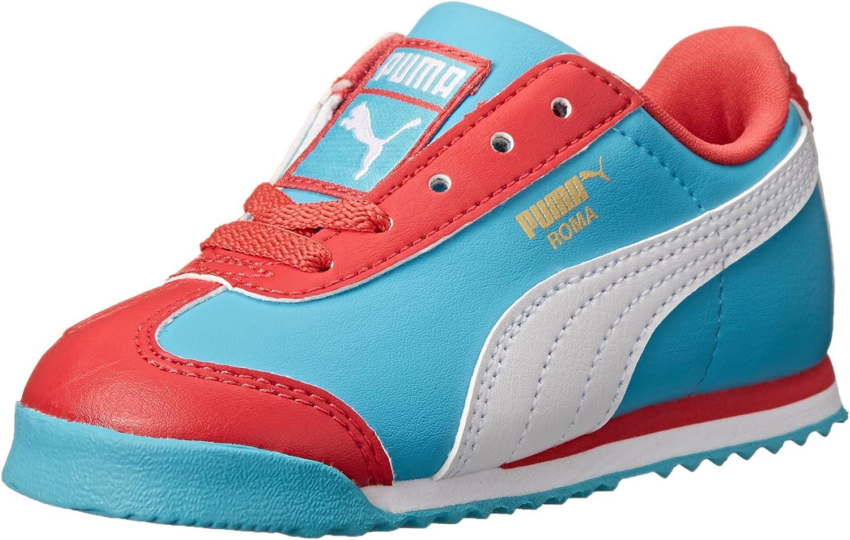 PUMA Roma Basic Kids' Sneaker (Toddler/Little Kid/Big Kid)