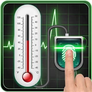 Body Temperature Test Prank