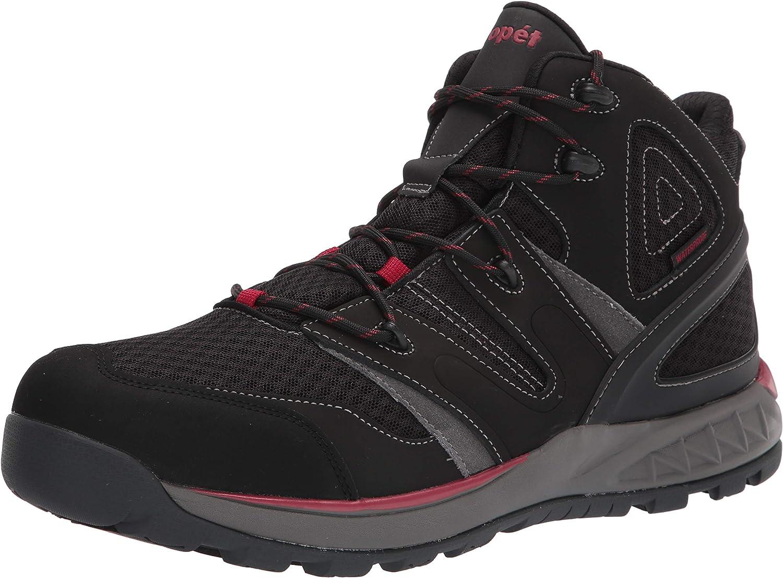 Propét Men's Veymont Max Austin Mall 77% OFF Hiking Shoe