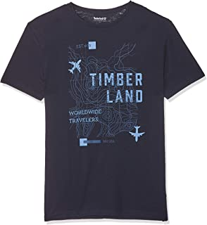 Timberland Front Graphic T-shirt
