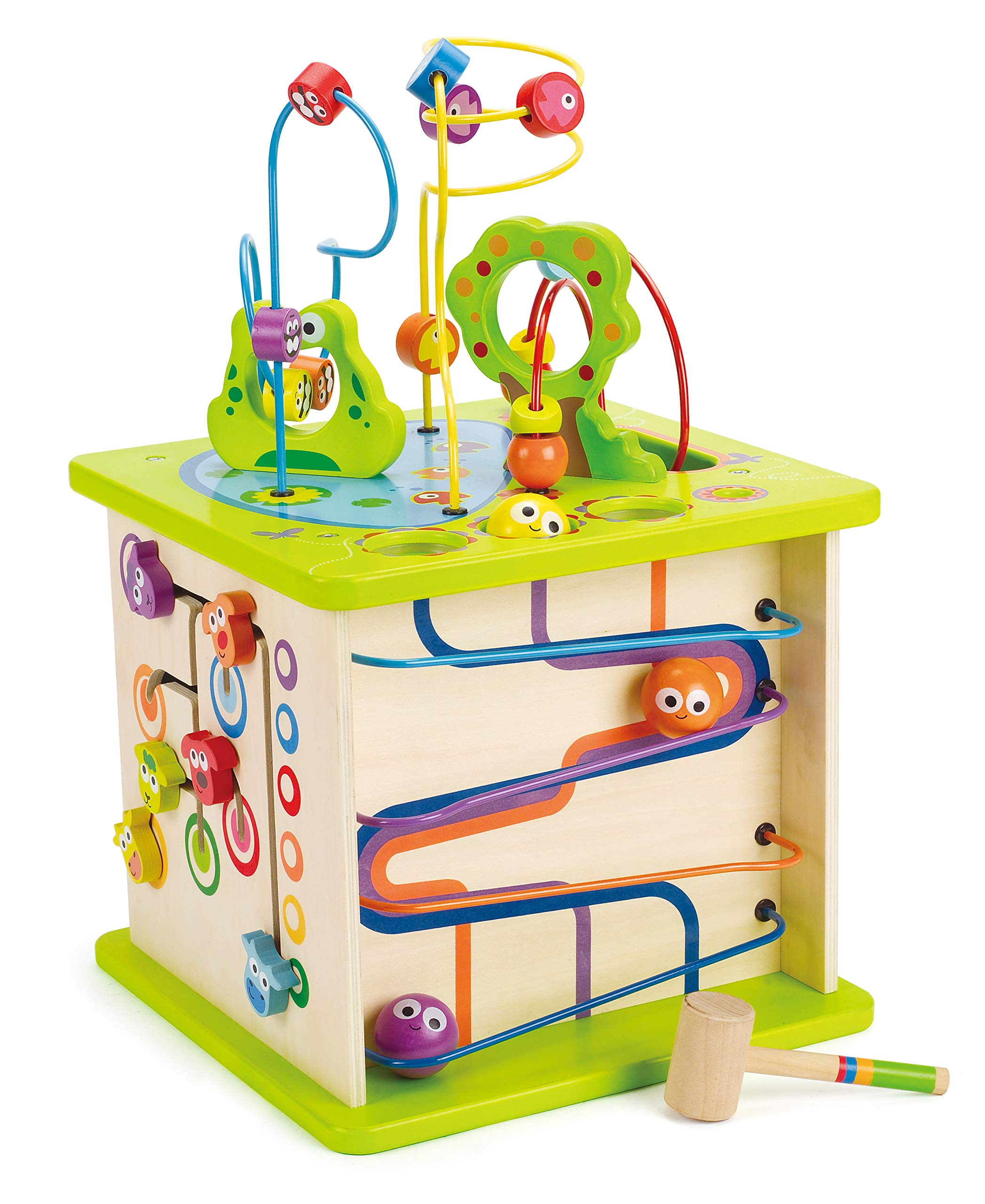 Critters Activity Hape Learning Toddlers
