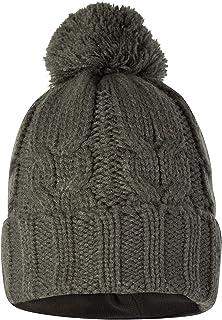 7bcdfe29d019 Amazon.es: gorros de lana con pompon - Hombre: Ropa