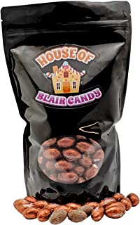 Chocolate Covered Footballs - Bulk Chocolate Football Candy - 2 Pounds - Approximately 160 Pieces