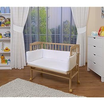 Pinolino 121612M Janne - Cuna de colecho: Amazon.es: Bebé
