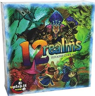 Ninja Division 12 Realms Board Game