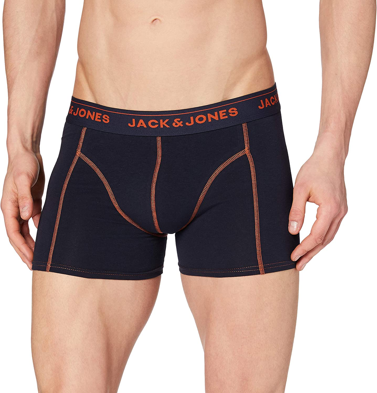 Jack & Jones Jacsimple Trunks Noos Bóxer para Hombre