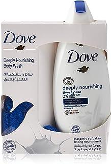Dove Deep Moisture Nourishing Body Wash, 250 ML