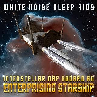 Interstellar Nap Aboard an Enterprising Starship