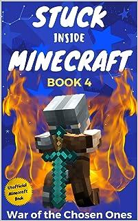 Stuck Inside Minecraft: Book 4 (غیر رسمی Minecraft Isekai LitRPG Series Survival)
