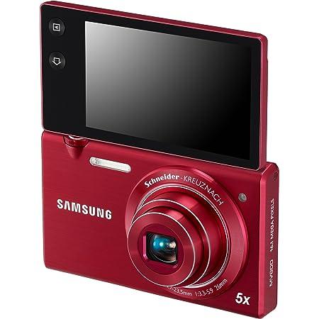 Samsung Mv800 Digitalkamera 16 Mpix Display Drehbar Kamera