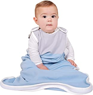 Antipodes Merino Baby Winter Sleeping Bag - Infant & Toddler Sleep Bag Sack - Wool and Cotton (3-24 Months)