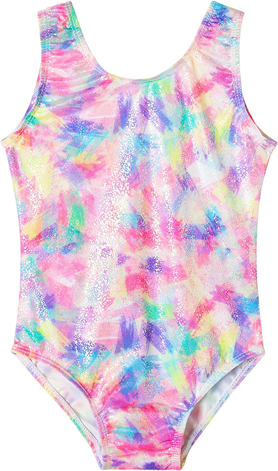 QoozZ Don't miss the campaign Little New product!! Girls' One-piece Dancing Athlet Gymnastics Tumbling