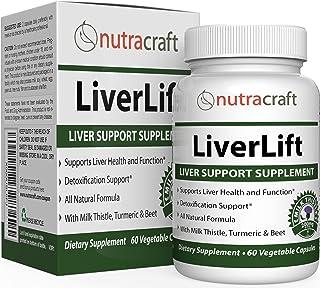 Sponsored Ad - Liver Cleanse & Detox Supplement - Advanced Milk Thistle Formula with Silymarin, Turmeric, Beet, Dandelion,...