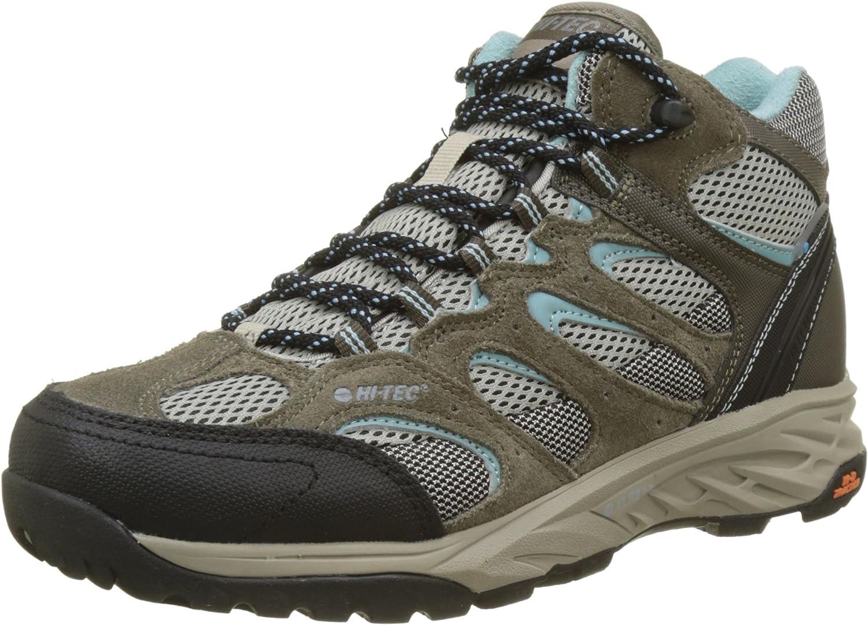 Hi-Tec Wild-Fire Mid I Waterproof Women's Walking Boots - SS19