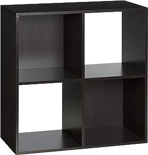 Best brown 4 cube storage Reviews