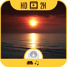 Ocean Sunset HD Deluxe [2 hours video & music]