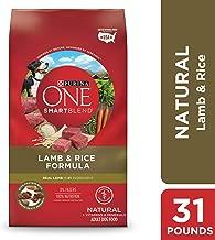 Purina ONE SmartBlend Natural Lamb Formula Adult Dry Dog Food