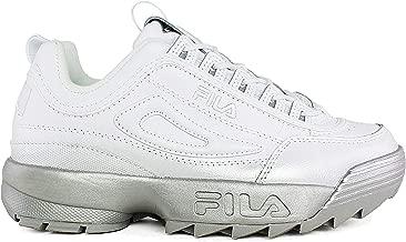 Fila Womens Disruptor II Premium Fade Sneaker, Adult